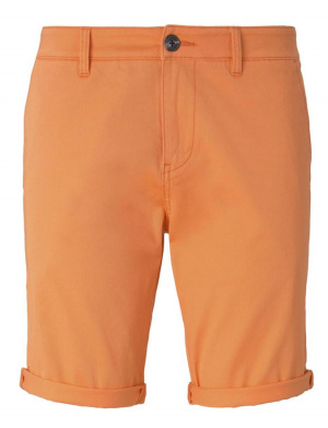 Short homme orange