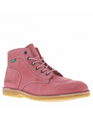 Boots cuir fille KICK LEGEND