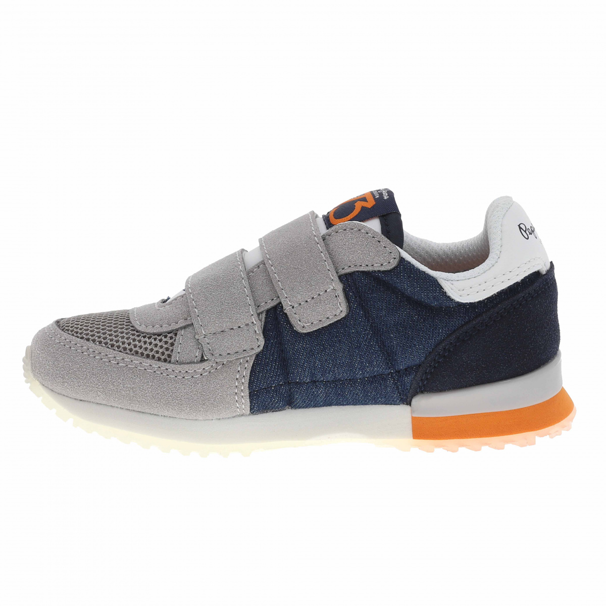 Baskets basses fille SYDBEY PEPE JEANS