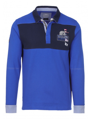 Polo manches longues homme TERZO