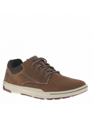 Baskets basses cuir homme COLFAX CASUAL