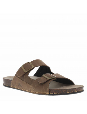 Mules cuir homme STEPPES