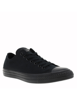 Baskets basses femme CHUCK TAYLOR ALL STAR OX noir