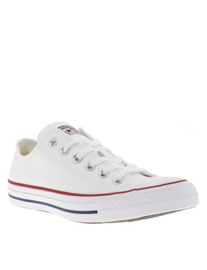 Baskets basses homme CHUCK TAYLOR ALL STAR OX blanc