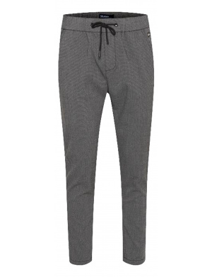 Jogging homme coupe chino gris