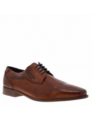 Derbies homme cuir ARTURO marron