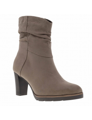 Boots femme    taupe