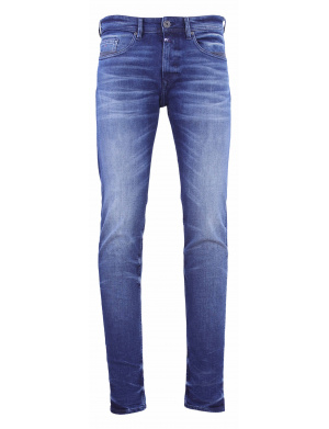 Jean  homme  IRISH slim   bleu