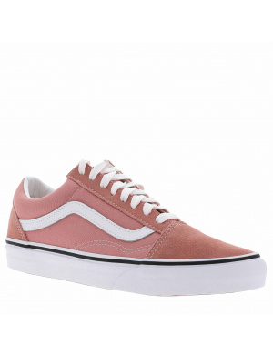 Baskets basses femme   OLD SKOOL rose