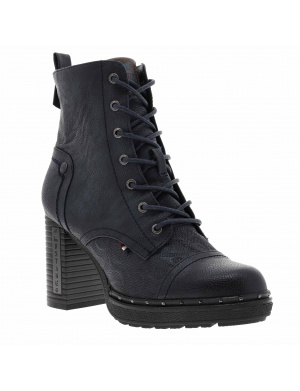 Boots femme    marine