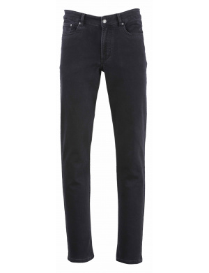 Pantalon homme regular uni  noir