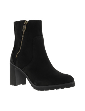 Boots femme ALLINGTON BOOT 6IN cuir noir