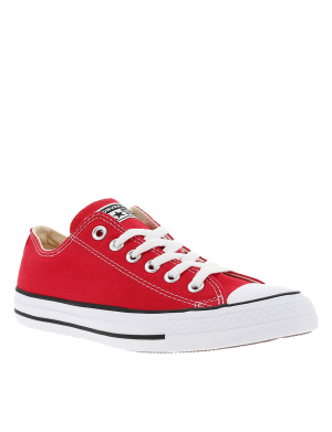 Baskets basses femme CHUCK TAYLOR ALL STAR OX rouge