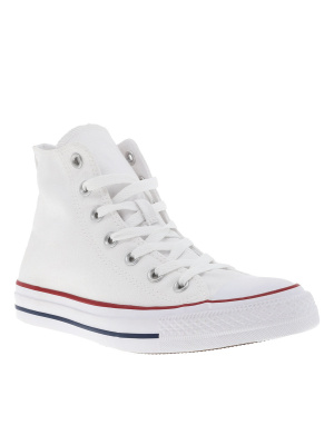 Baskets montantes femme CHUCK TAYLOR ALL STAR OX blanc
