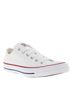 Baskets basses femme CHUCK TAYLOR ALL STAR OX blanc