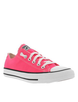 Baskets basses femme CHUCK TAYLOR ALL STAR OX rose