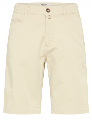 Short uni homme beige coupe modern-fit