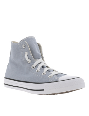 Baskets montantes femme CHUCK TAYLOR ALL STAR HI gris