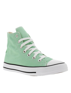 Baskets montantes femme CHUCK TAYLOR ALL STAR HI vert