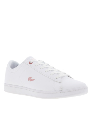 Baskets basses fille CARNABY EVO blanc