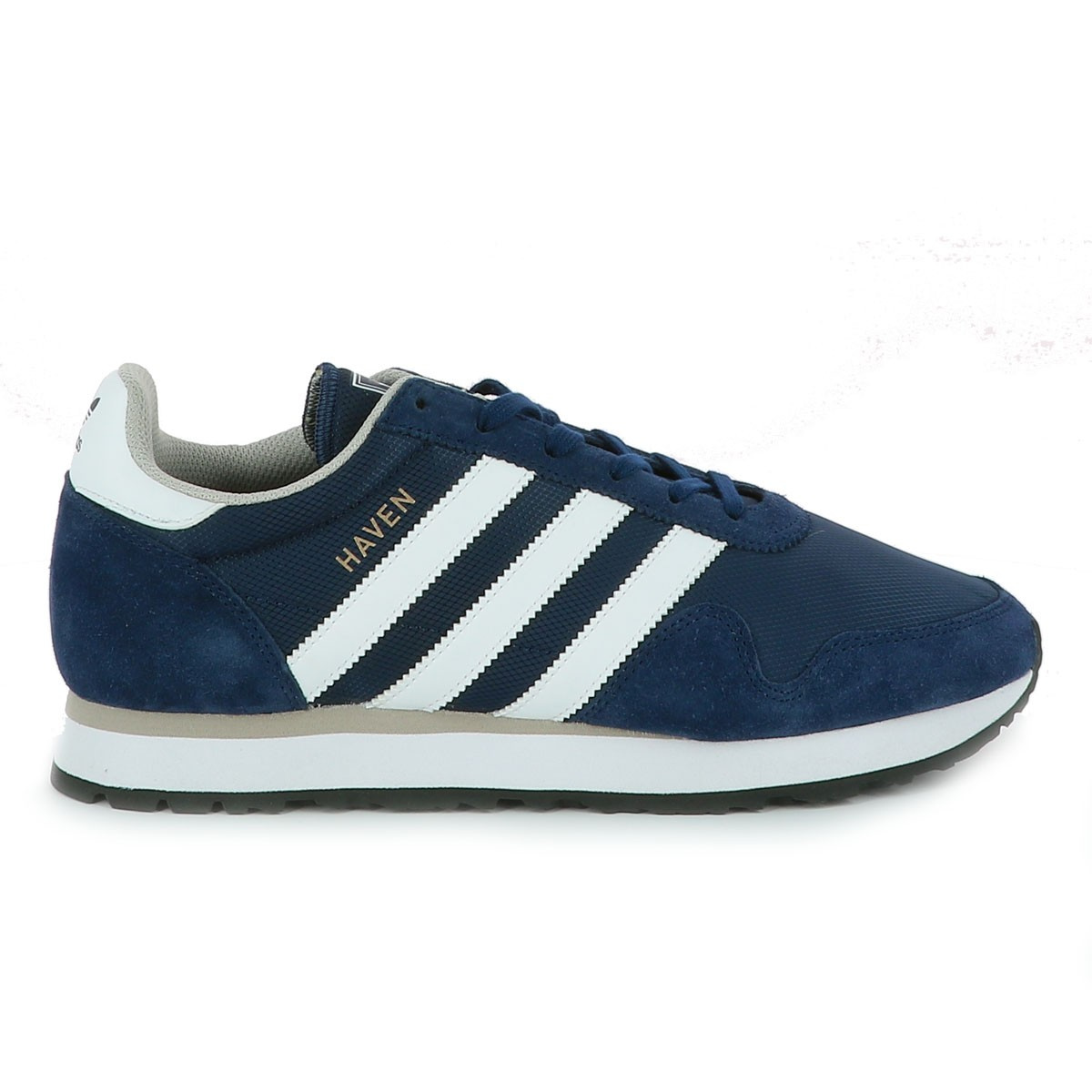 Baskets Haven homme bleu Adidas,adidas ,ADIDAS,stan smith