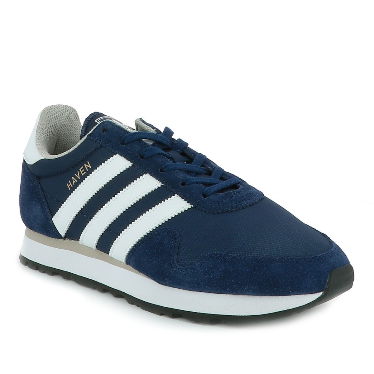 code promo 229ca 906c9 ADIDAS ORIGINALS Baskets Haven homme bleu