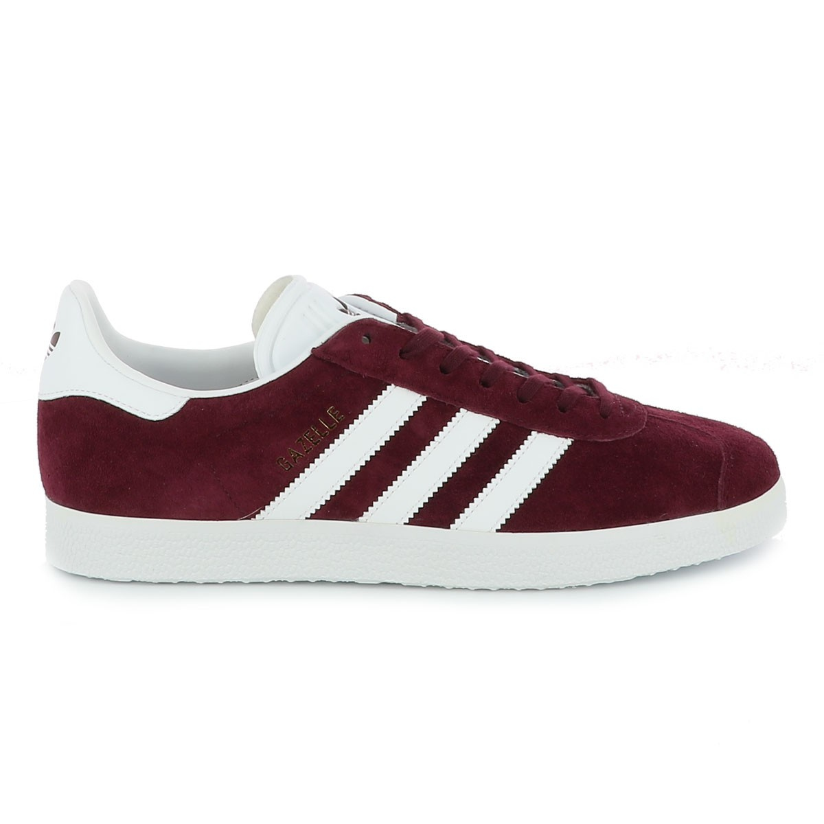 Baskets homme rouge ADIDAS