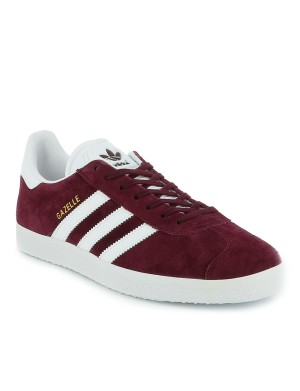 Baskets homme rouge