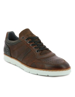Richelieus homme marron