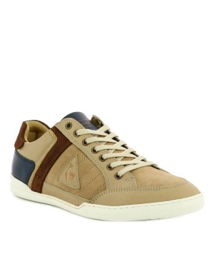 Baskets Alsace Low homme beige