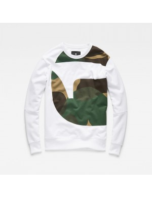 Sweat homme blanc