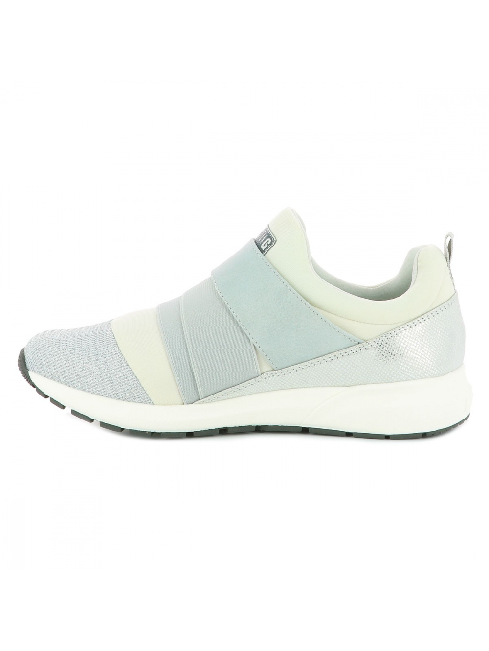 Chaussures femme gris MUSTANG
