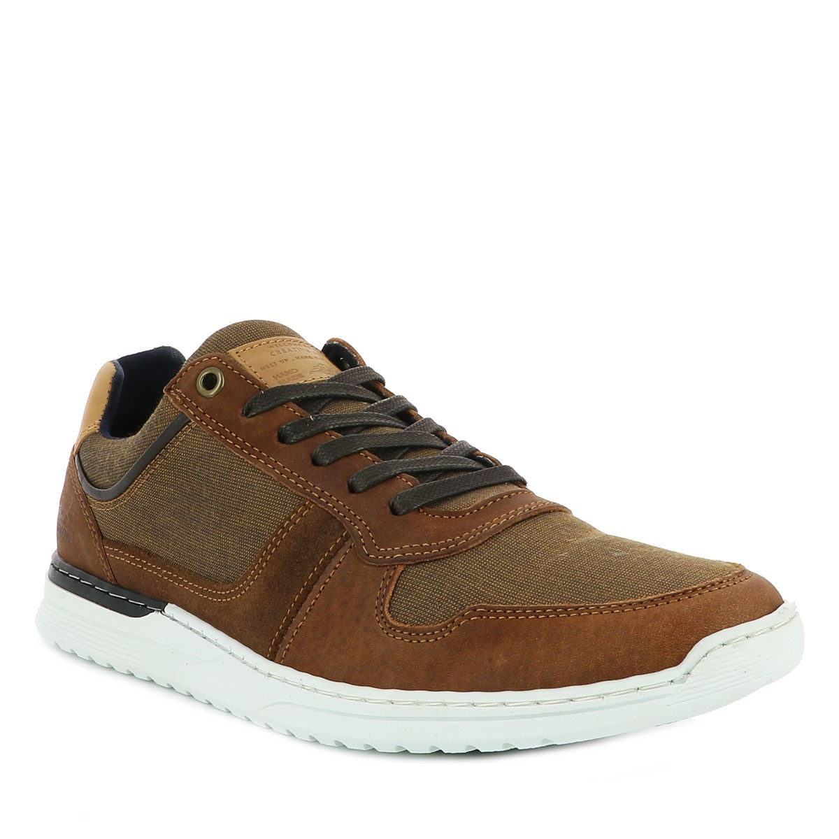 Richelieus homme marron BULLBOXER