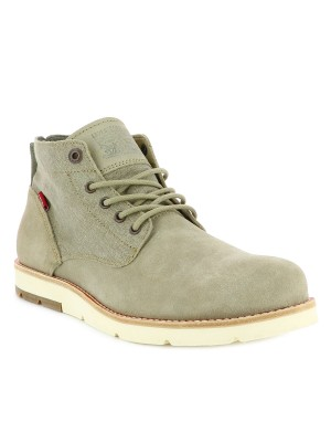 Boots homme jaune