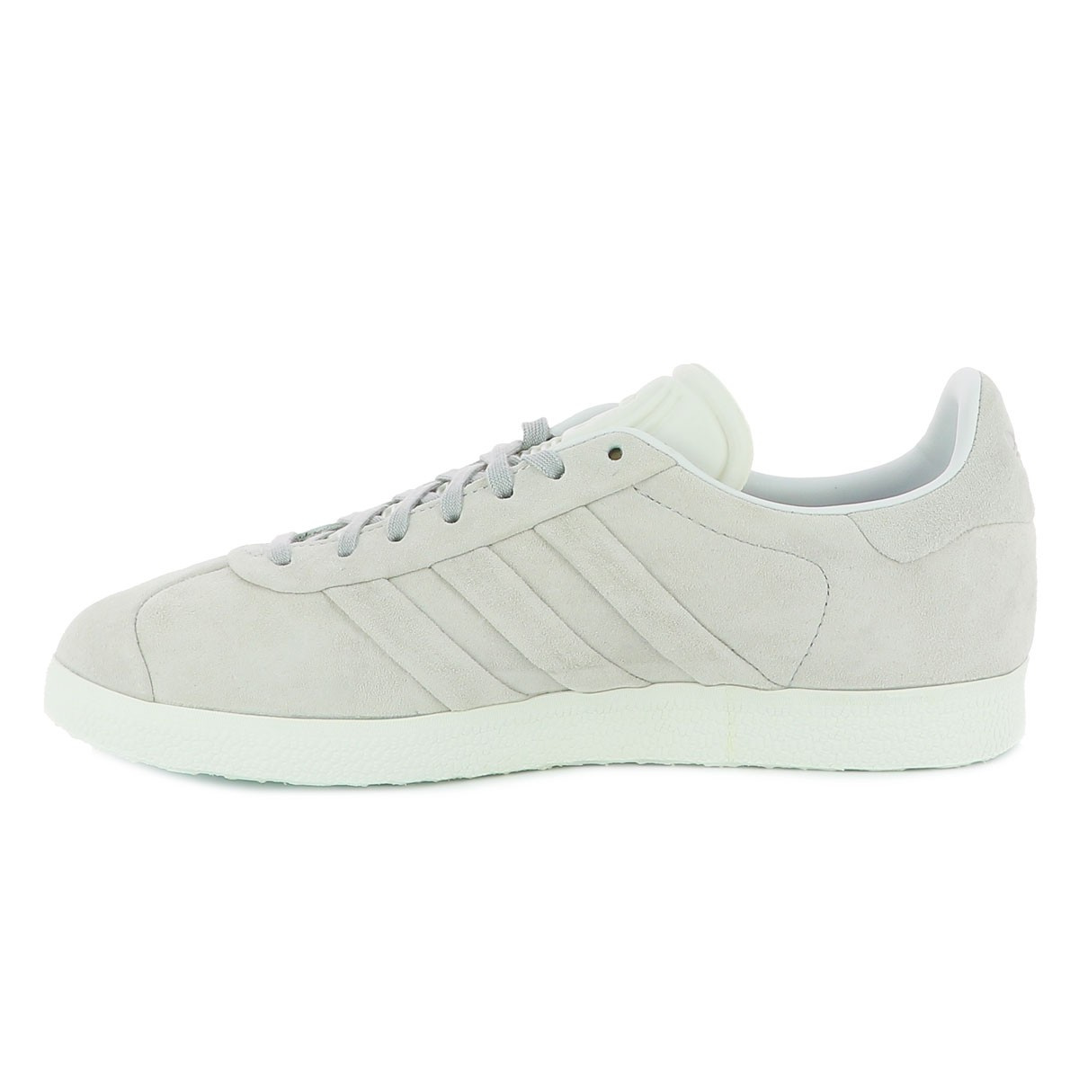 Adidas Gris Stitch Femme Gazelle Baskets Turn Originals And uTlFK1c5J3