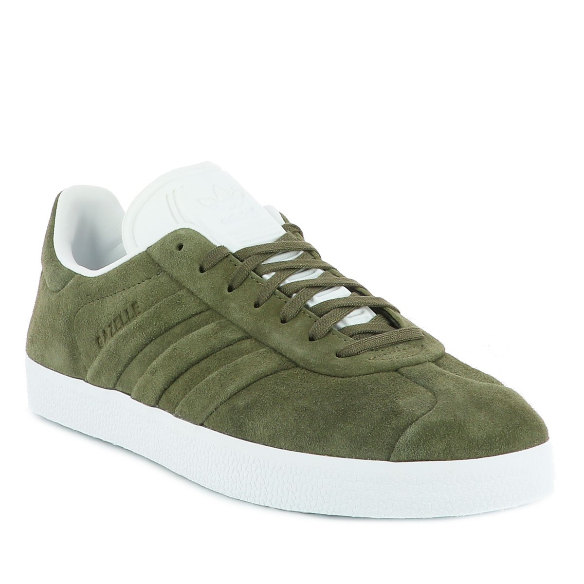 ADIDAS ORIGINALS Baskets Gazelle Stitch and Turn femme vert