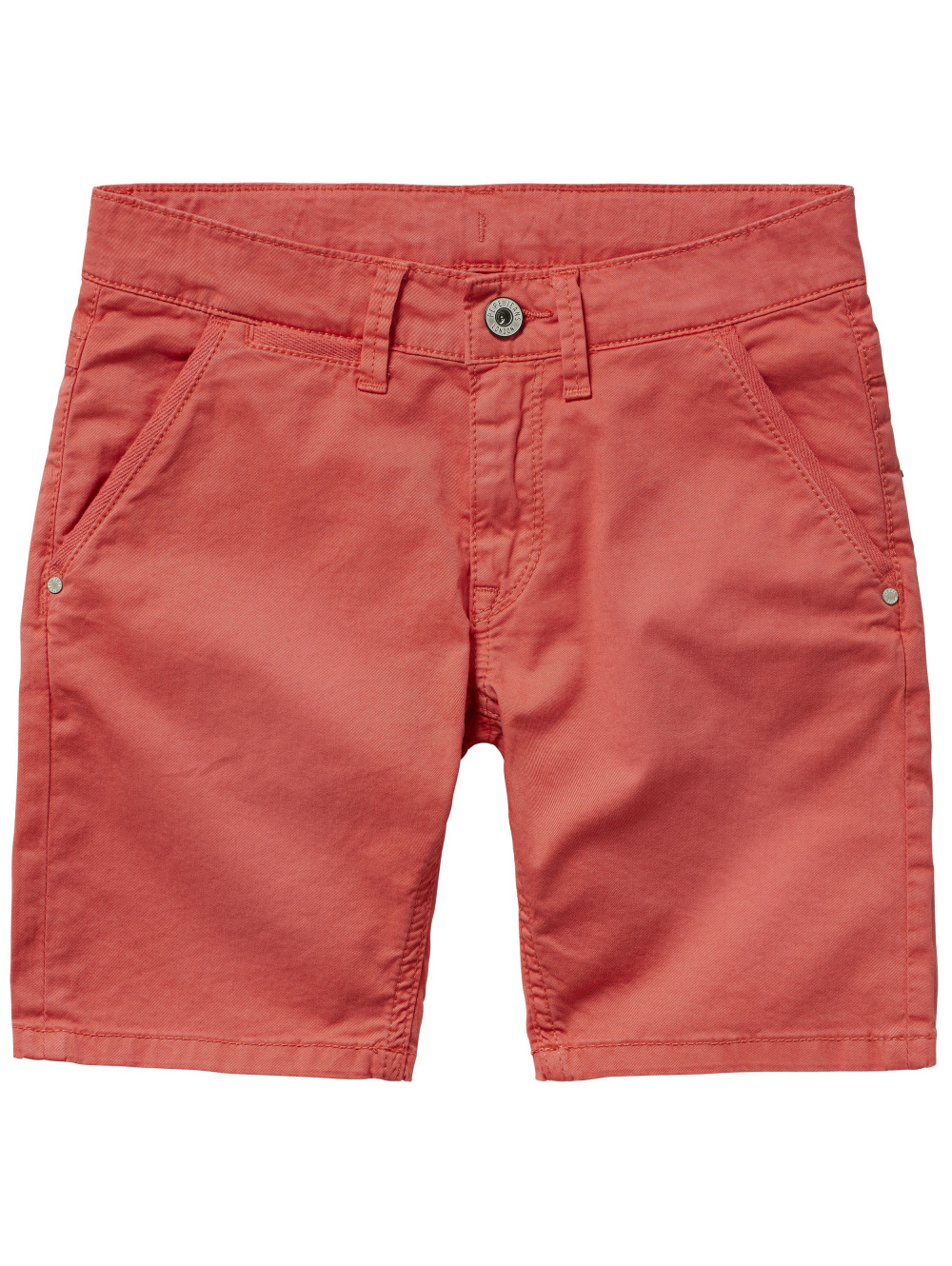 Short fille rouge PEPE JEANS