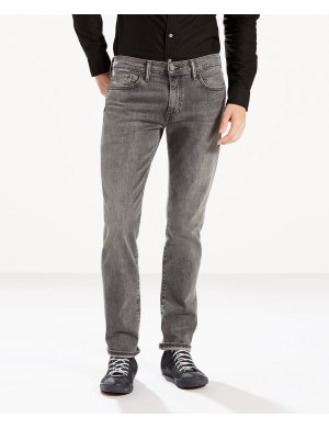 Jean 511 slim fit homme gris