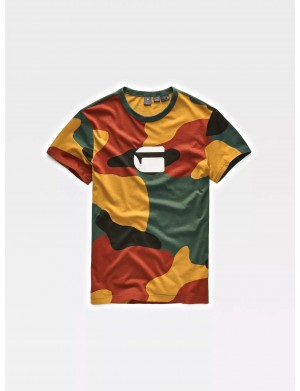 t-shirt-homme-camouflage