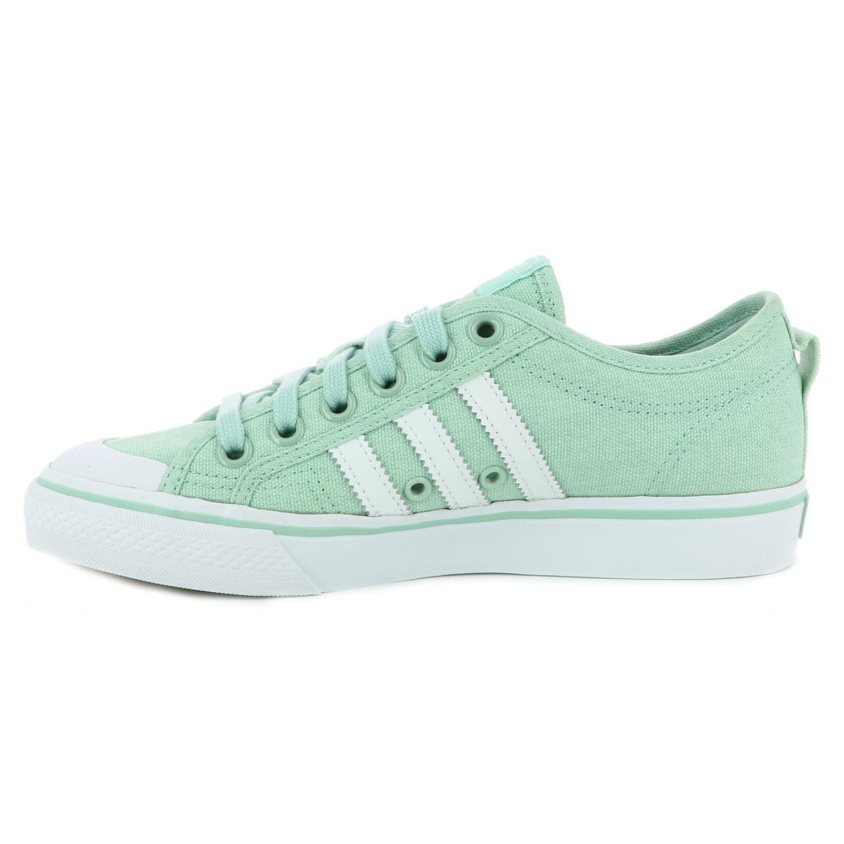 site réputé 8cb00 abc1f ADIDAS ORIGINALS Baskets femme vert