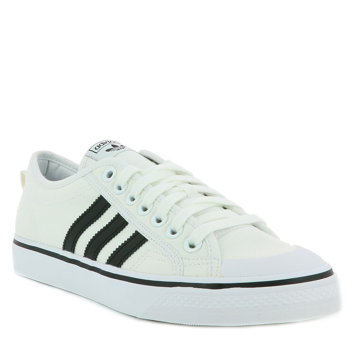 new arrival 56811 4567e Baskets homme blanc ADIDAS