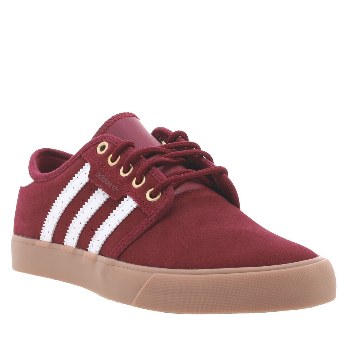 1010d40a4a349 Baskets Seeley homme rouge Adidas- CCV Mode