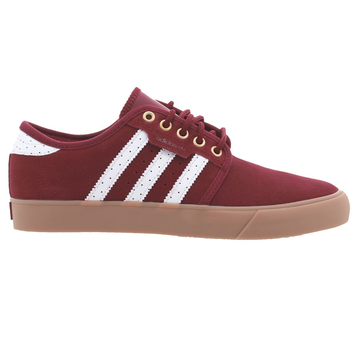 design de qualité bb59b bf53c ADIDAS ORIGINALS Baskets Seeley homme rouge