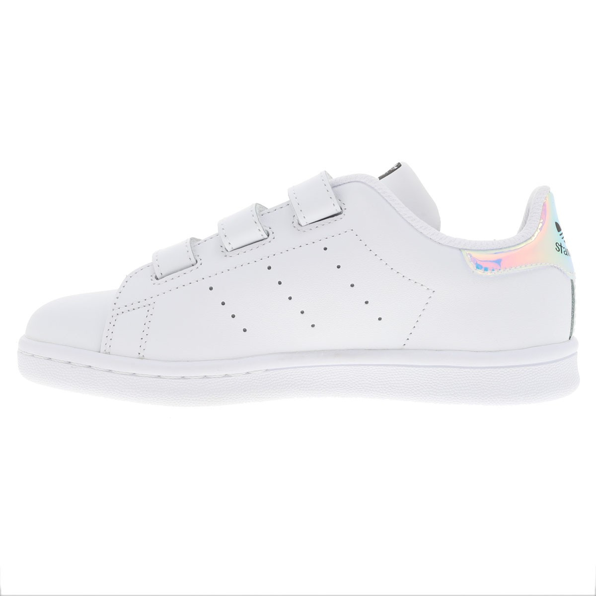 Baskets Fille Gris Adidas Mode Stan Smith Ccv 0qEZn0rz