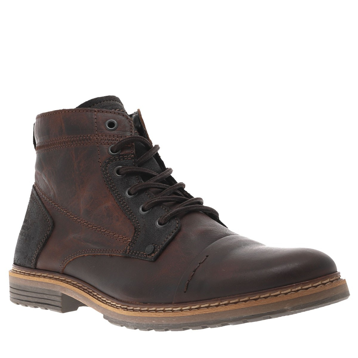 Boots Homme Rouge Bullboxer Ccv Mode