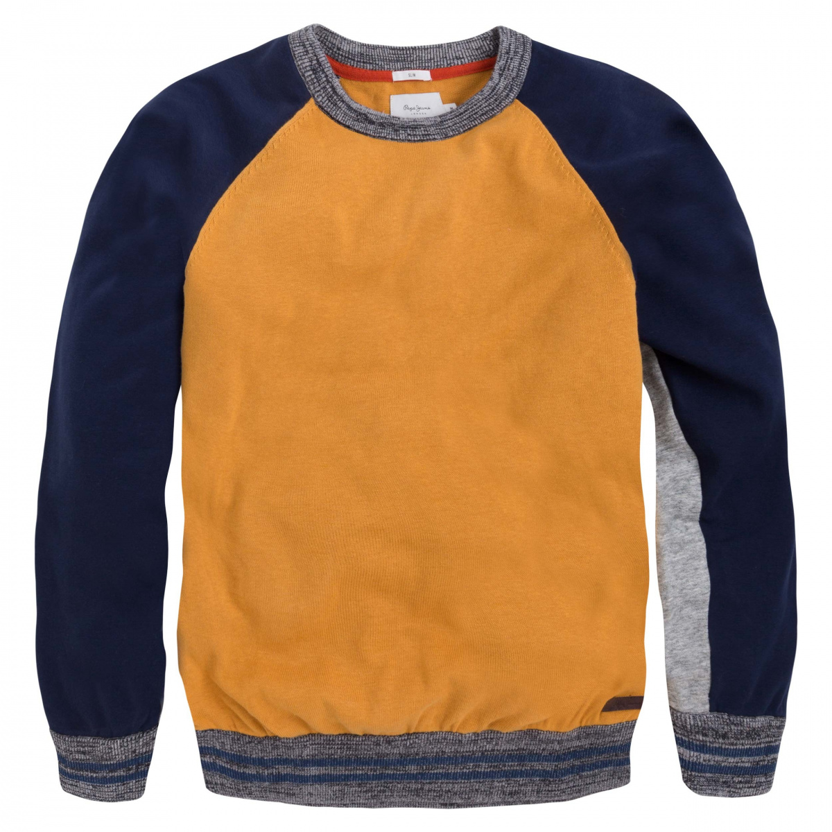 Pull homme jaune Pepe Jeans- CCV Mode
