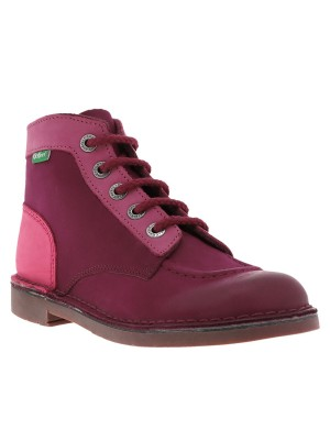 Chaussures fille rouge