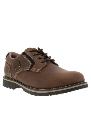 Derbies homme marron