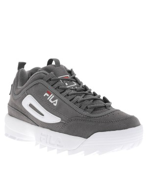 Baskets homme gris