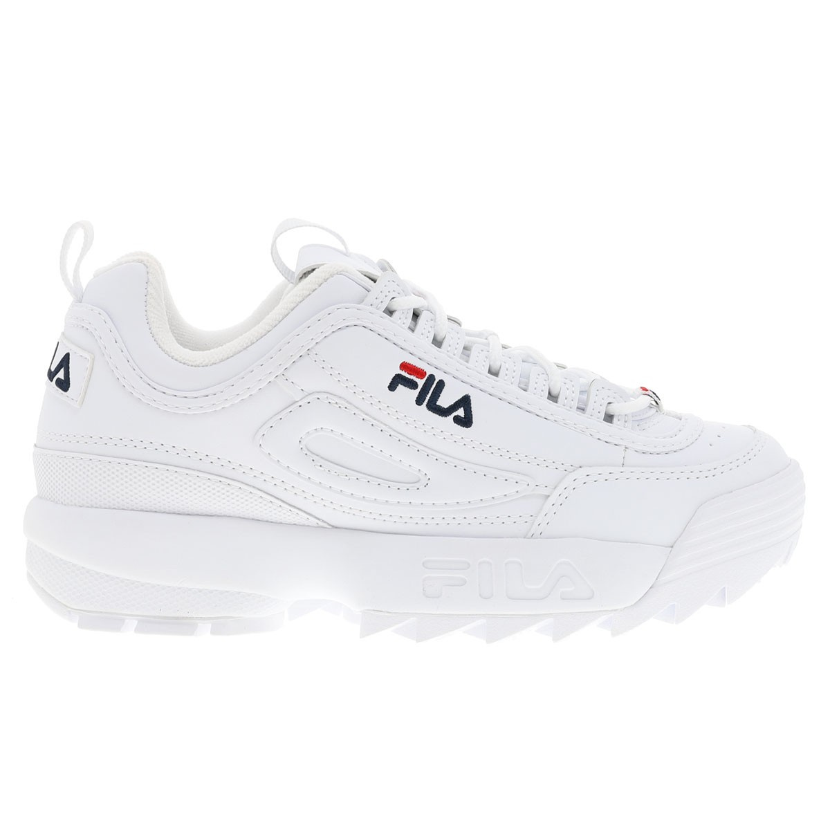 Ccv Baskets Disruptor Mode Femme Blanches Fila Tc51JlFu3K